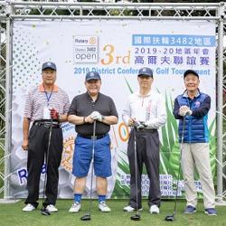 20191104高爾夫球賽-開球s