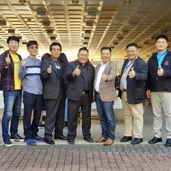 20191116韓國D3610總監及獎助金主委來訪